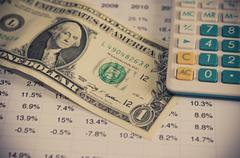 Financial and Money Stock Photos
