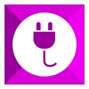 Stock Illustration of Electric plug