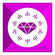 Stock Illustration of Shining diamond