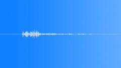 Reel stop - sound effect