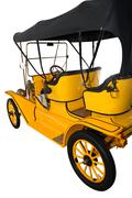Model T Ford - stock photo