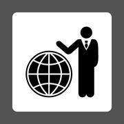 Stock Illustration of Planetary icon