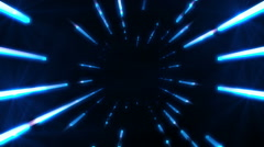 Vj Loop Tunnel 01 Stock Footage
