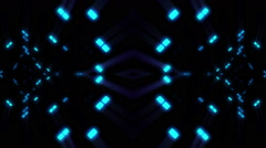 Blink Light Vj Loop 03 - stock footage