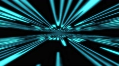 Stock Video Footage of digital binary computer data code cyberspace graphic animation
