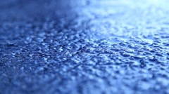 Closeup shot of Road Texture Stock Footage