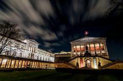 Altes National Museum, Berlin - stock photo