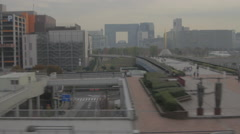 Odaiba Japan Stock Footage