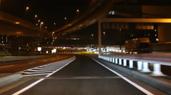 Highway in Daikoku Japan Stock Footage
