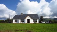 Stock Video Footage of Beautiful House in Ireland