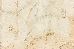 Old stucco wall background or texture Stock Photos