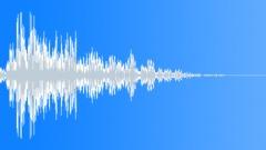 Energy hit Sound Effect