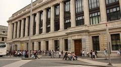 Science Museum, London Stock Footage