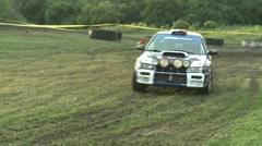 Pro Rally Racing Stock Footage