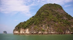 Boat Trip Around Tropical Islands In Phuket 003.mp4 Stock Footage