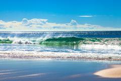 Ocean waves Kuvituskuvat