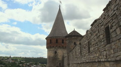 Fortress, Tower Stock Footage