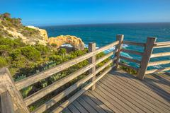 The Arch Lookout Victoria - stock photo