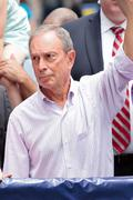Michael Bloomberg at New York City - stock photo