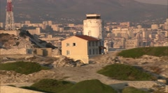 Marseille - Frioul Stock Footage