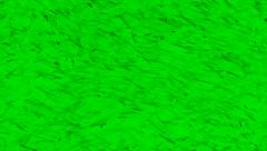 Flying particles 17 - Storm of black particles, dust - Green screen - Background Stock Footage