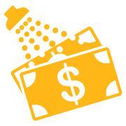 Money Laundry Icon from Commerce Set - stock illustration