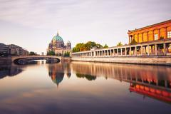 Museum Island with Berlin Cathedral - Berlin, Germany Kuvituskuvat