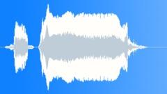 Male surprise single shout - sound effect