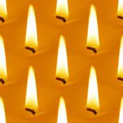 Candle Light Texture Stock Illustration