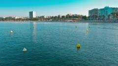 Spain 4k, Salou Stock Footage