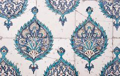 Istanbul mosaic Stock Photos