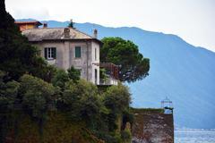 Varenna Italy - stock photo
