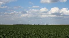 Kansas / Oklahoma - Landscape 02 Stock Footage