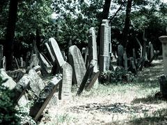 Old Jewish cemetery Kuvituskuvat
