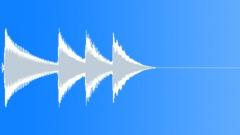 Chime Game Menu Back Sound Effect