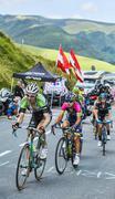 Effort - Tour de France 2014 Stock Photos