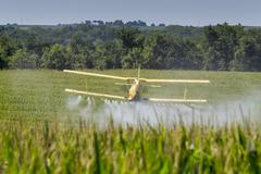 Crop Duster Stock Photos