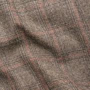 Tweed jacket fragment - stock photo