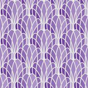 Abstract background with fine patterns in shades of purple Stock Illustration