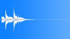Percussive cosmic fail Sound Effect