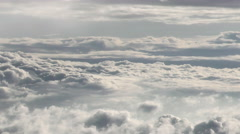 High altitude shot in Andes mountain range Stock Footage