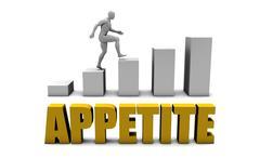 Appetite Stock Illustration