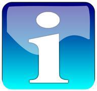 Information App - stock photo