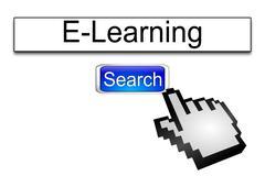 Internet web search engine e-learning Kuvituskuvat
