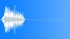 Cartoon Voice Injured Sound Effect