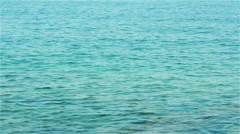 Sea Water Texture HD Stock Footage