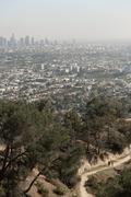 Los Angeles skyline, California, USA Kuvituskuvat