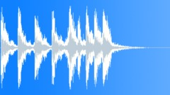 Cartoon Sting Sound Effect