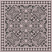 Stock Illustration of Decorative tile generated texture