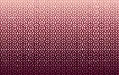 Seamless abstract shape pattern Stock Illustration